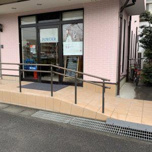 バリアフリー(air店 埼玉県上尾市向山)